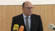 Hessischer Gesundheitsminister gibt Details bekannt