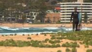 Mysteriöse Strandkugeln