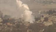 IS kontrolliert Teile Kobanes