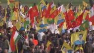 21.000 Menschen demonstrieren gegen IS-Miliz