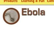 Plüsch-Ebola ist im Internet ausverkauft