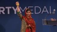 Nächste Auszeichnung für Friedensnobelpreisträgerin Malala