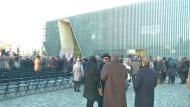 Museum der Geschichte der polnischen Juden eröffnet
