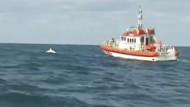 Schiffsunglück vor der türkischen Küste
