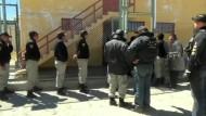 Messerstecherei im Gefängnis Challapalca