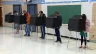 Kongresswahlen in Amerika haben begonnen