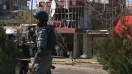 Drei Tote bei Anschlag auf Frauenrechtlerin
