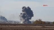 Selbstmordanschläge bei Kobane