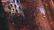 Proteste nach gewaltsamem Tod eines Schwarzen