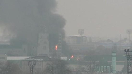 Tote bei Gefechten in Grosny