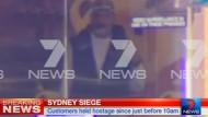 Geiselnahme in Sydney dauert an