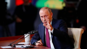 Putin verteidigt Kontakte zu Trumps Wahlkampfteam