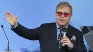 Der echte Putin meldet sich bei Elton John
