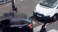 Amateurvideo zeigt Schießerei der Attentäter mit Polizei