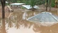 Überschwemmungen in Mosambik