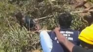Tourist stürzt an 1000-Meter-Klippe ab