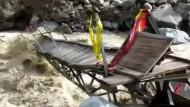 Abenteuerliche Rückkehr von Machu Picchu