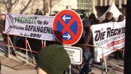 Demonstrationen am Rande des NSU-Prozesses