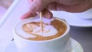 Kunst trifft Kaffee