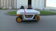 NASA stellt Elektro-Rover vor