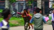 Wieder Erdbeben in Nepal
