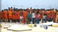 Acht Tote bei Gefängnisaufstand