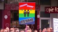 Vorerst keine Abstimmung über gleichgeschlechtliche Ehe in Australien