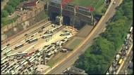 Verletzte nach Busunfall in New Yorker Tunnel