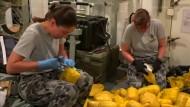 Drogen im Wert von 700 Millionen Euro beschlagnahmt