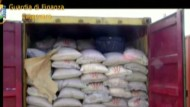 Mehr als vier Tonnen Kokain beschlagnahmt