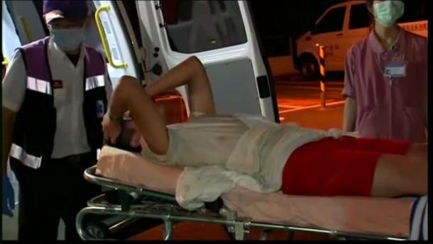 Hunderte Schwerverletzte nach Explosion in Freizeitpark