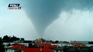 Tornado zieht über Dörfer bei Venedig