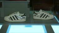 Sneaker-Ausstellung in New York