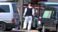 Bewaffneter tötet Menschen in Bayern