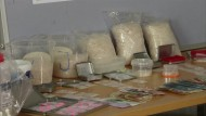 Große Menge Crystal Meth in Berlin beschlagnahmt