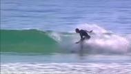 Mick Fanning surft wieder
