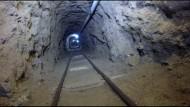 Drogentunnel von Mexiko in die Vereinigten Staaten