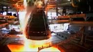 Nasa testet Triebwerk für Marsmission