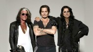 Johnny Depps Band Hollywood Vampires rockt Los Angeles