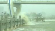 "Taifun Mujigae"" wütet in Südchina"