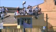 Gefängnisrevolte in Brasilien
