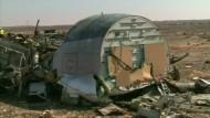Russische Airline schließt Fehler des Piloten aus