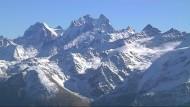 Fast die Hälfte des Elbrus-Gletschers geschmolzen