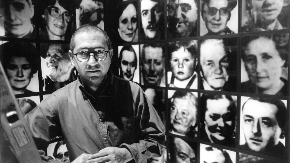 Archive des Herzens und des Werks: Christian Boltanski (1944 bis 2021) im Museum für Moderne Kunst in Frankfurt