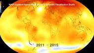 135 Jahre Globale Erwärmung