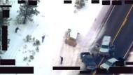 FBI-Video zeigt Erschießung eines Bürgerwehr-Mitglieds