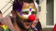 Integration mit Clownsnase