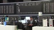 Schon wieder Kursrutsch an der Börse