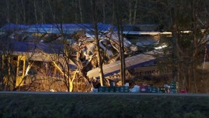Ermittlungen zu Zugunglück in Bayern