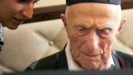 Der älteste Mann der Welt